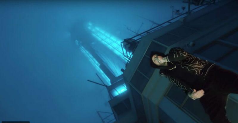 """Eminem изпя """"Venom"""" от върха на  Емпайър Стейт Билдинг (ВИДЕО)"""