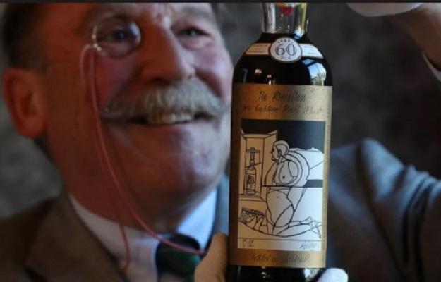 Продадоха бутилка уиски за  $843 200 на търг