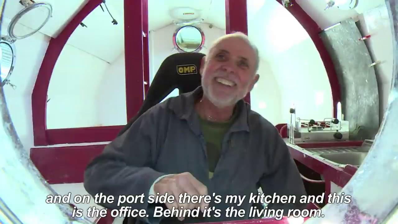 Френски пенсионер ще прекоси Атлантическия океан с бъчва