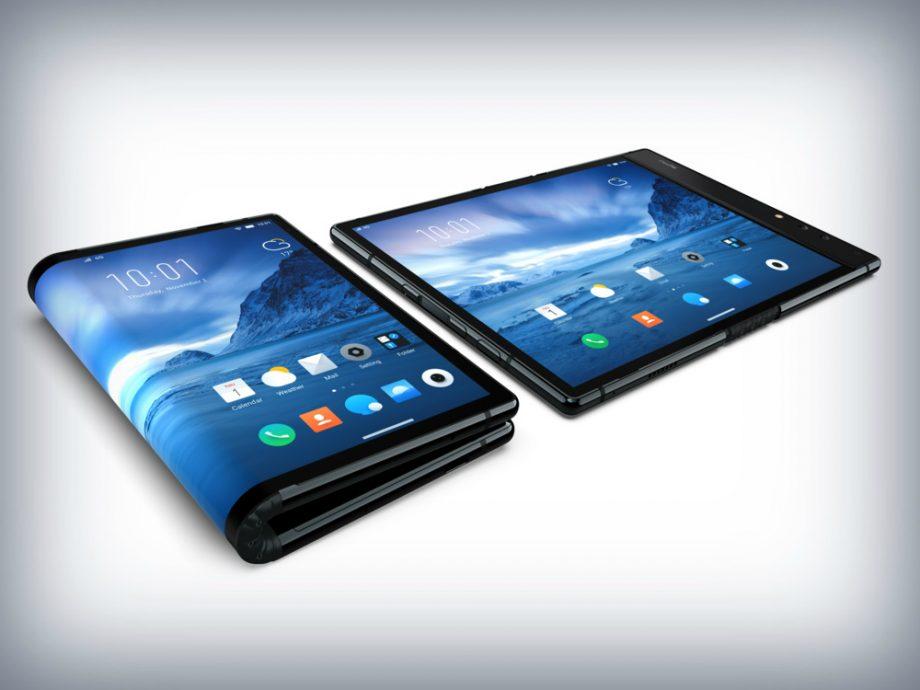 Сгъваемият смартфон ще струва майка си и баща си