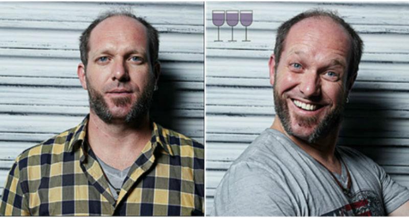 Доказано: Пий повече, за да си по-фотогеничен (СНИМКИ)