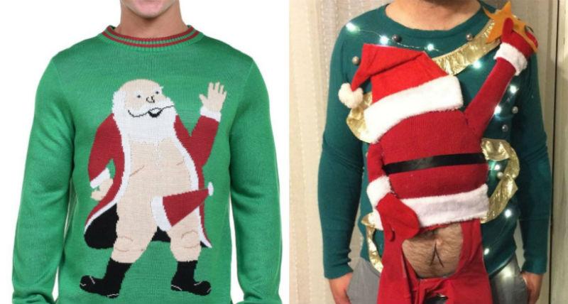 Коледните пуловери, с които ще избиеш рибата по празниците (СНИМКИ)