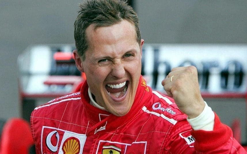 Михаел Шумахер – една легенда на 50!