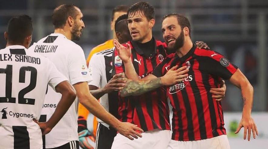"""""""Юве"""" и """"Милан"""" в спор за първи трофей през 2019 г."""