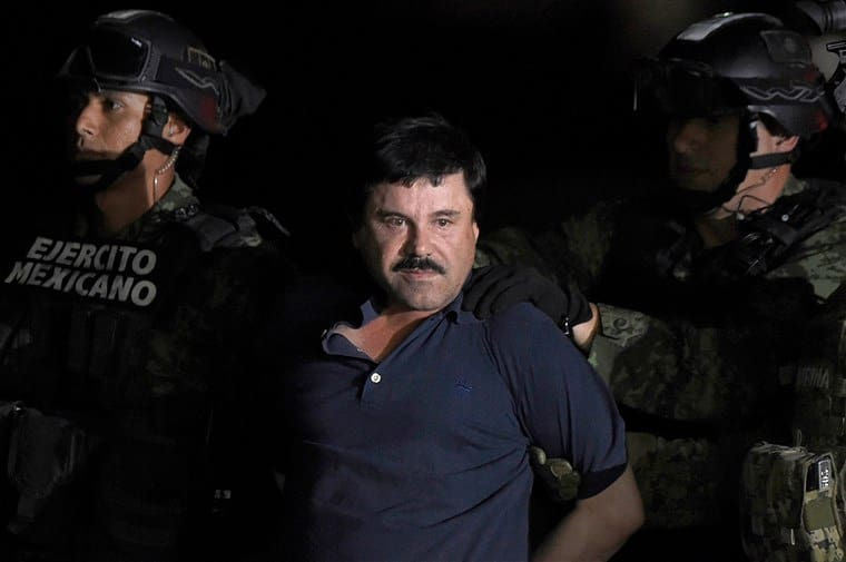 Eл Чапо доживот сам в килия по 23 часа на ден