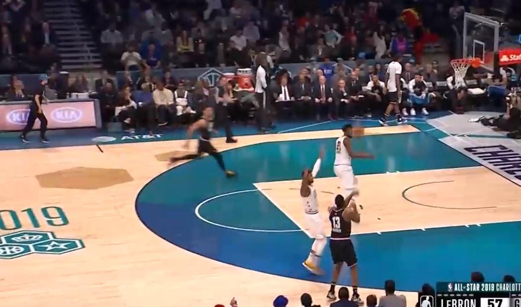 ВИДЕО: Мачът на звездите в НБА завърши 178:164