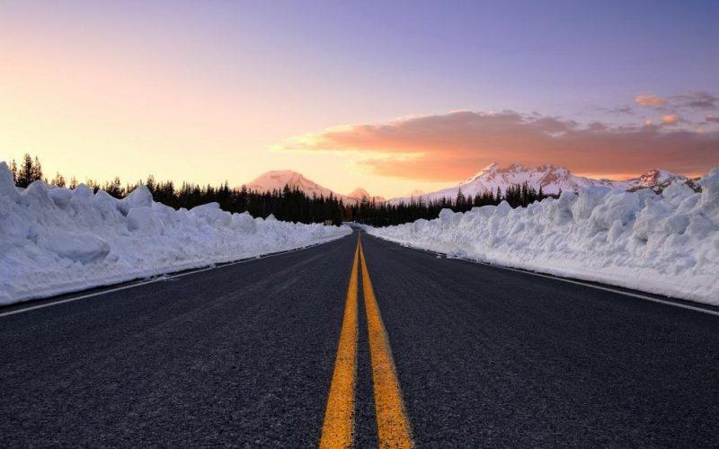 Израел разработва асфалт, който сам топи лед и сняг