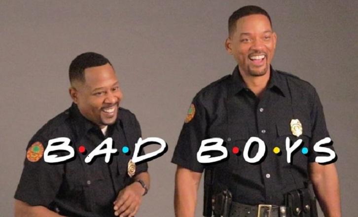 """Започнаха снимките на """"Лоши момчета 3"""" (ВИДЕО)"""