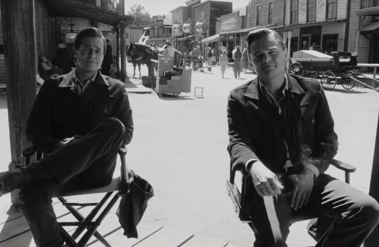 Официален трейлър на новия филм на Тарантино с Брад Пит и Леонардо Ди Каприо