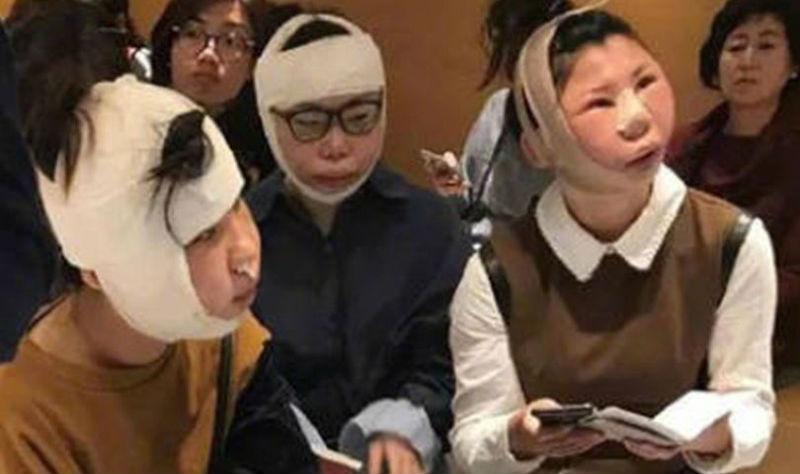 Жени не преминаха паспортния контрол след пластична хирургия