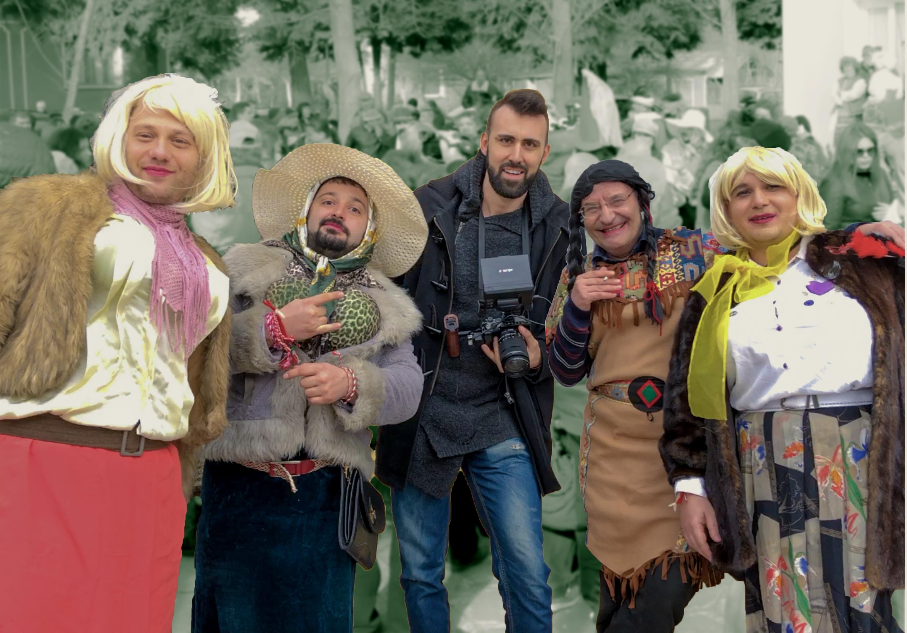 BratoTV: На фестивала Фършанги срещнахме Смъртта и ядохме сланина