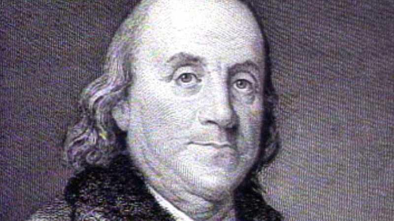 """""""Онзи, който чака богатството, никога не е сигурен за обяда си"""" и още цитати от Бенджамин Франклин"""