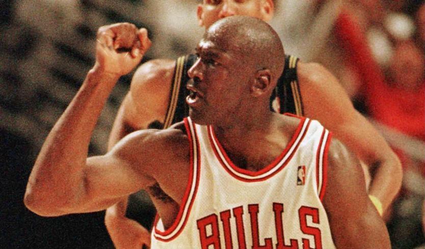 Джордан №1 в историята на НБА