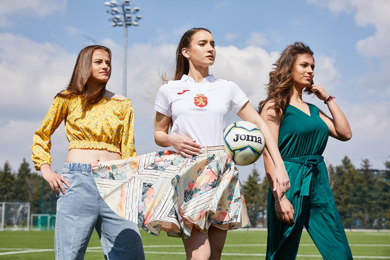 Красотата на женския футбол