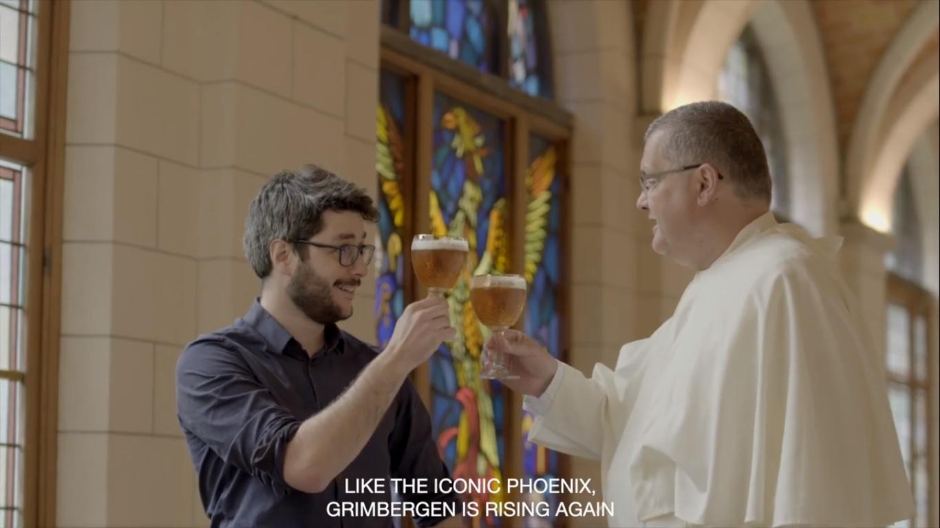 Монаси станаха пивовари