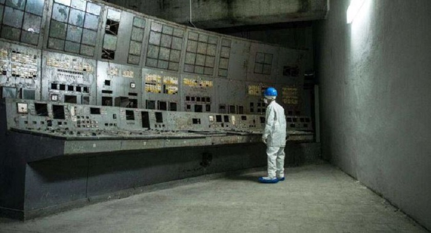 В централата на Чернобил 33 години по-късно (СНИМКИ)