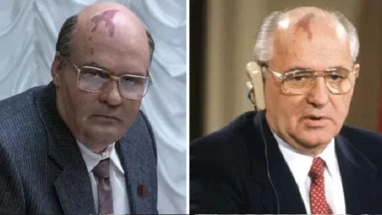 """Убийствена прилика между актьорите от """"Чернобил"""" и реалните участници в аварията"""