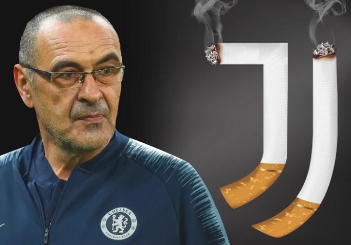 Маурицио Сари, който пуши по 80 цигари дневно, е най-суеверният треньор