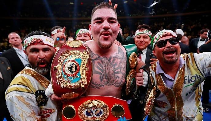 Голяма сензация в бокса: Мексиканец свали Антъни Джошуа от трона (ВИДЕО)