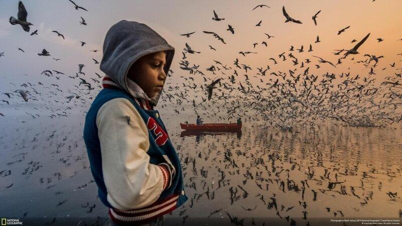 Най-добрите снимки от конкурса за пътуване Photo National Geographic 2019