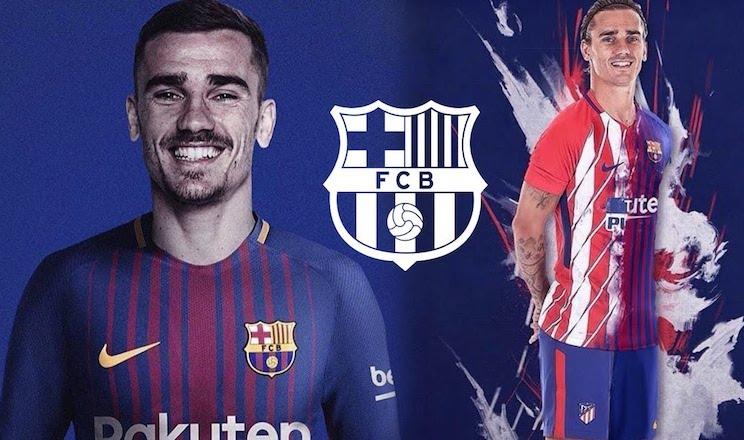 Ето какво ще прави Гризман с екипа на Барселона (ВИДЕО)