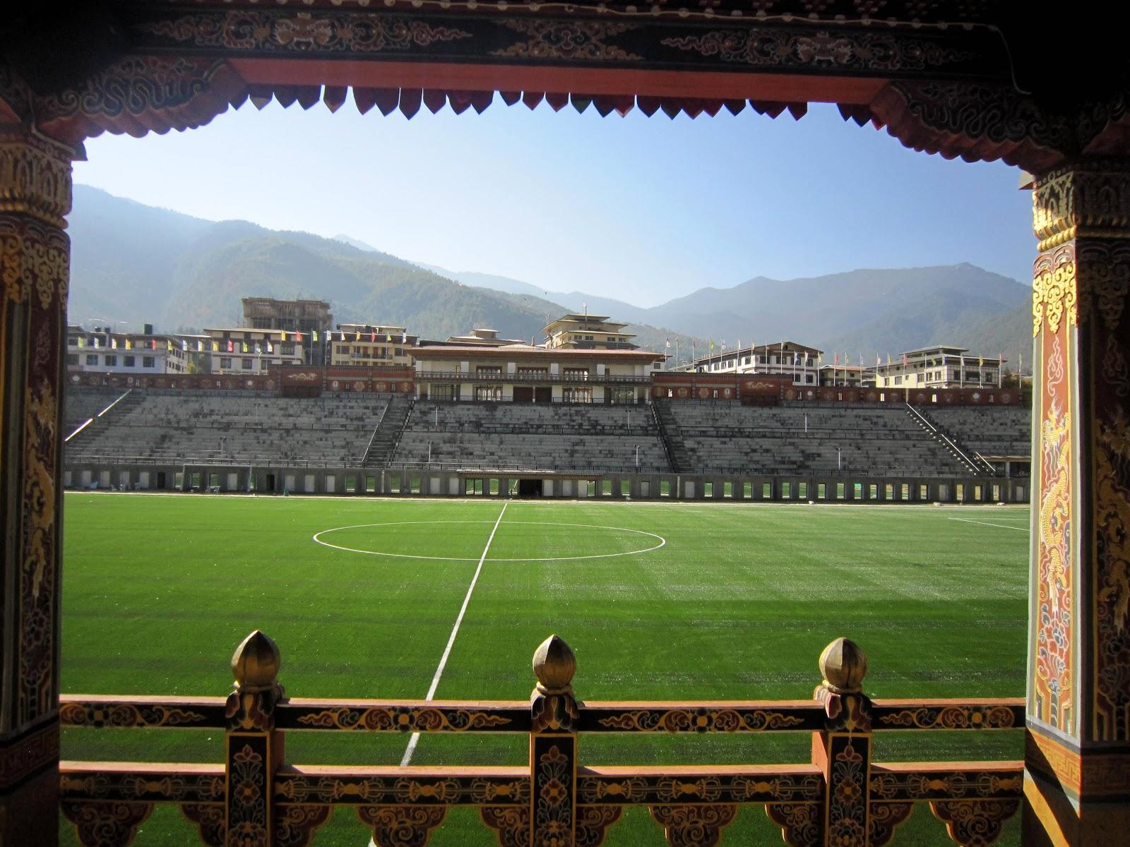 Стадион за сватби и кралски партита