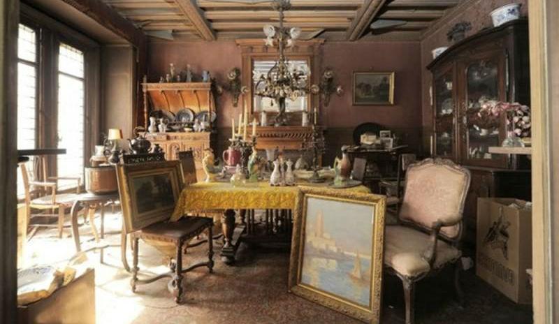 Този апартамент в Париж стои недокоснат вече 70 години (СНИМКИ)
