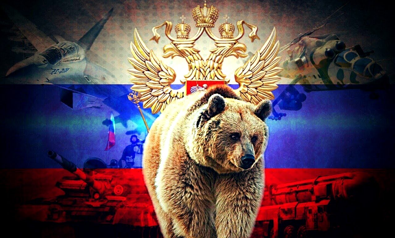 Руснаци пребиха мечка, помислили я за маскиран пазач