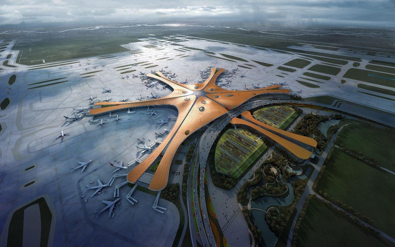 Откриха летище с размери на 98 футболни игрища