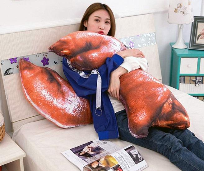 Пушен свински крак за гушкане, ако си гладен и изморен
