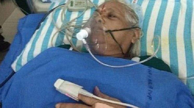 Индийка роди на 75, бащата е на 80