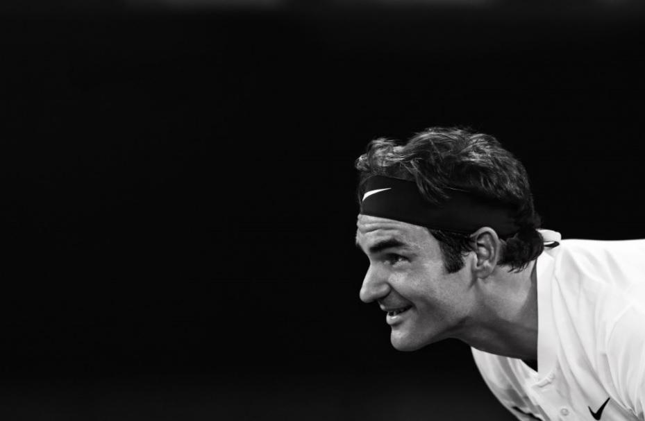 """""""Вълшебните трийсет минути"""" – откъс от биографията на Федерер"""