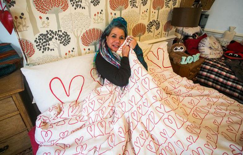 Жена вдига сватба с… одеяло