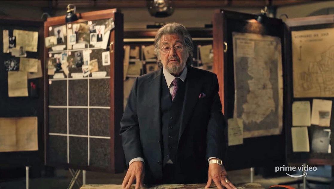 Ал Пачино преследва нацисти в сериал на Amazon