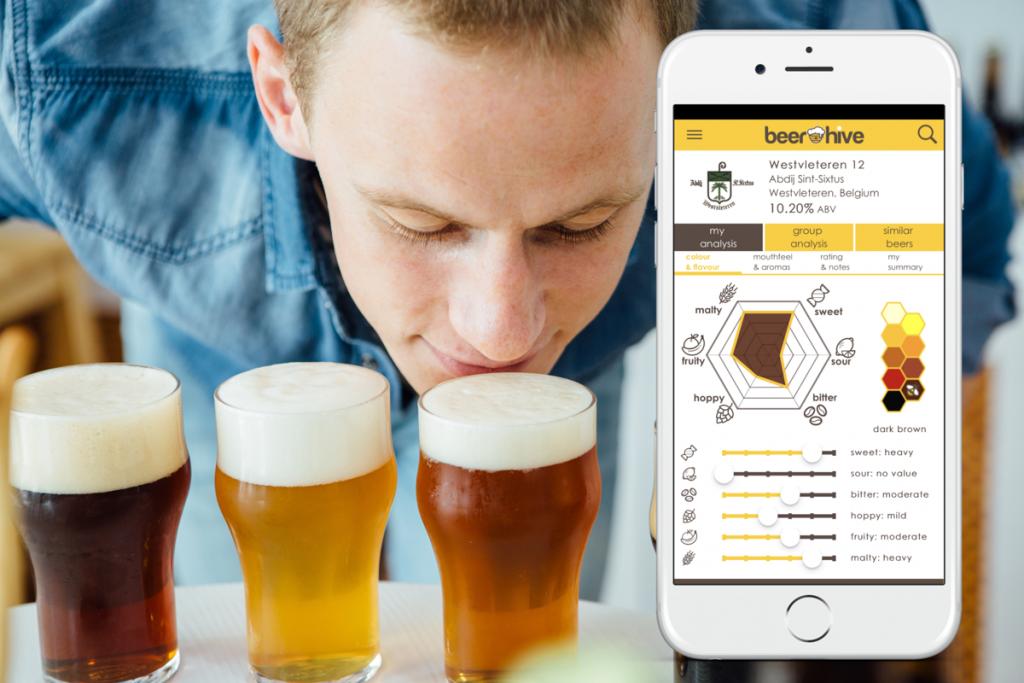 Топ 5 приложения за телефон за бира