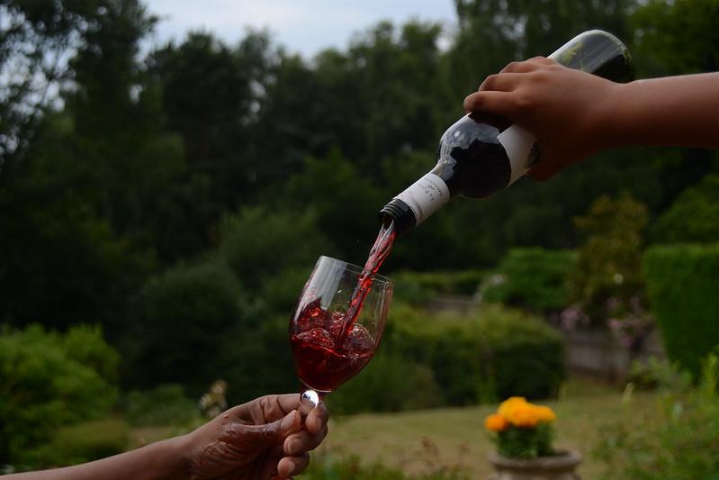 Червеното вино бори психичeските проблеми