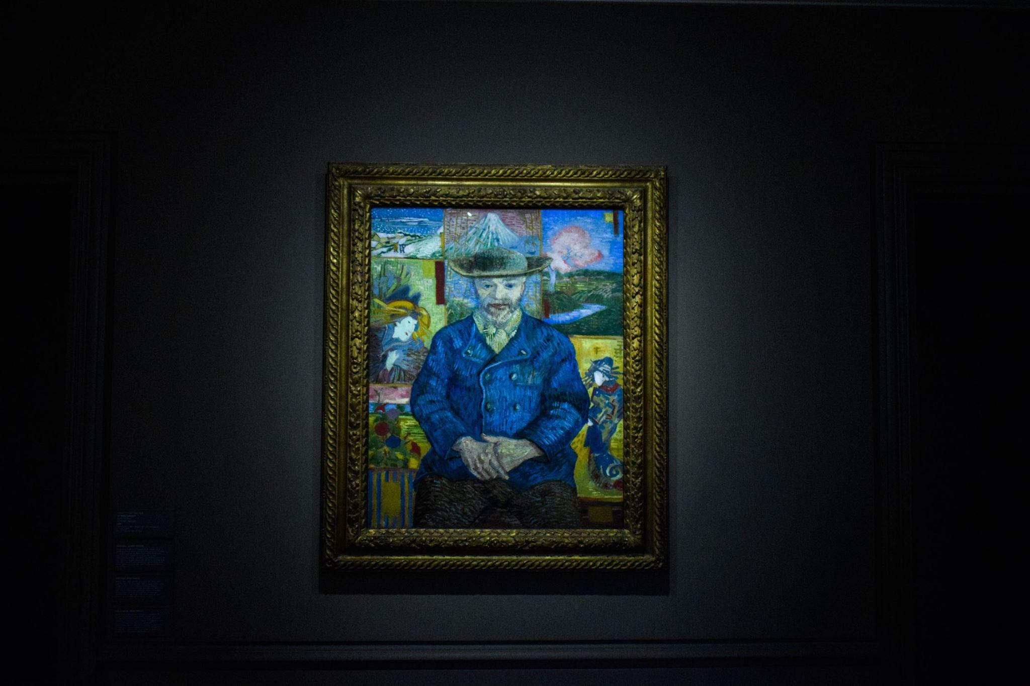 Крадци задигнаха картина на Ван Гог от неработещ музей