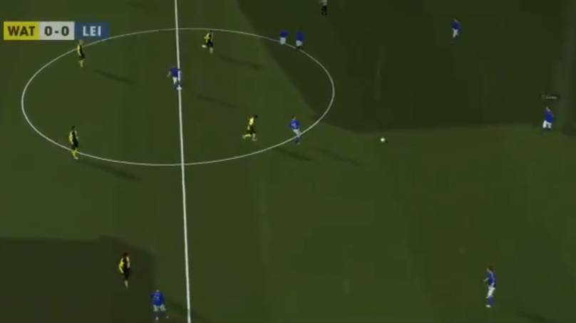 Мач от Висшата лига се игра, но на Football Manager