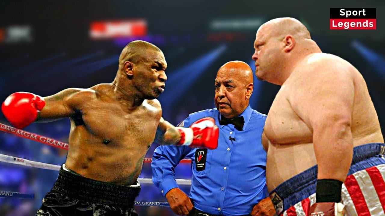 Майк Тайсън – най-бруталният боксьор (ВИДЕО)