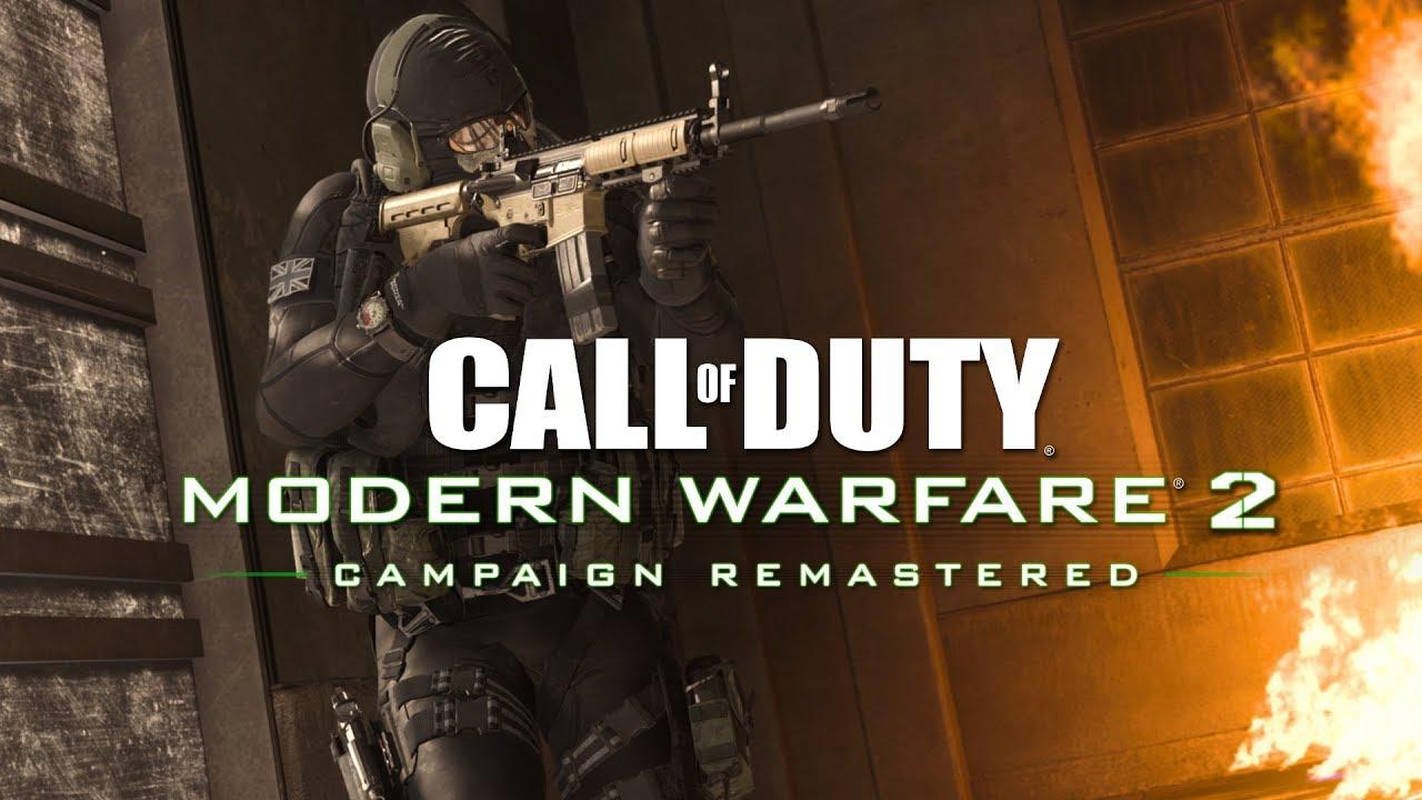 Излезе трейлър на играта Call of Duty: Modern Warfare 2 Remastered