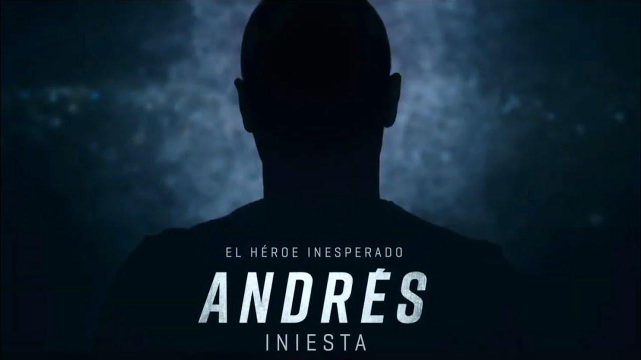 Трейлърът на филма за Андрес Иниеста