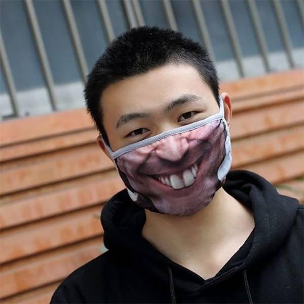СНИМКИ: Креативни маски срещу коронавируса