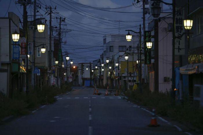 Градът, който Япония изостави (СНИМКИ)