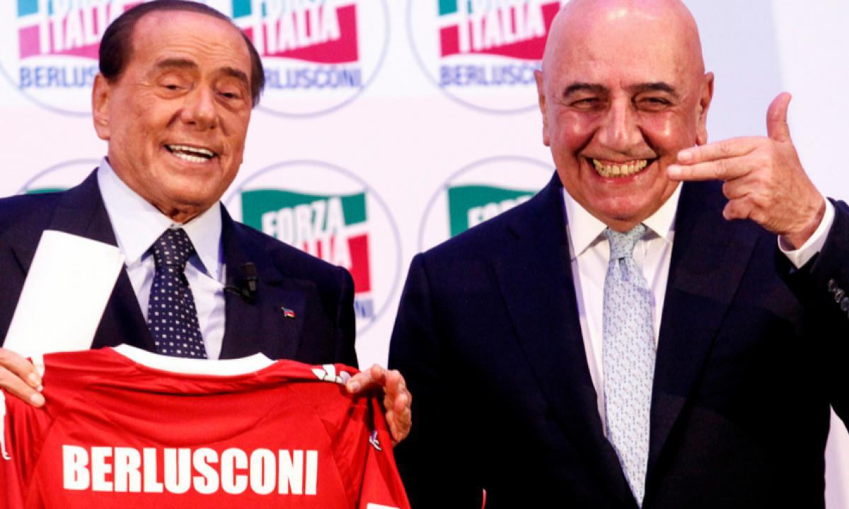 Новата футболна страст на Берлускони и Галиани