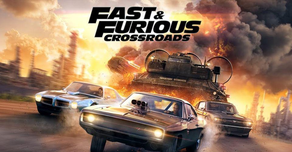 """""""Fast and Furious: Crossroads"""" нахлува в гейминга през август (ТРЕЙЛЪР)"""