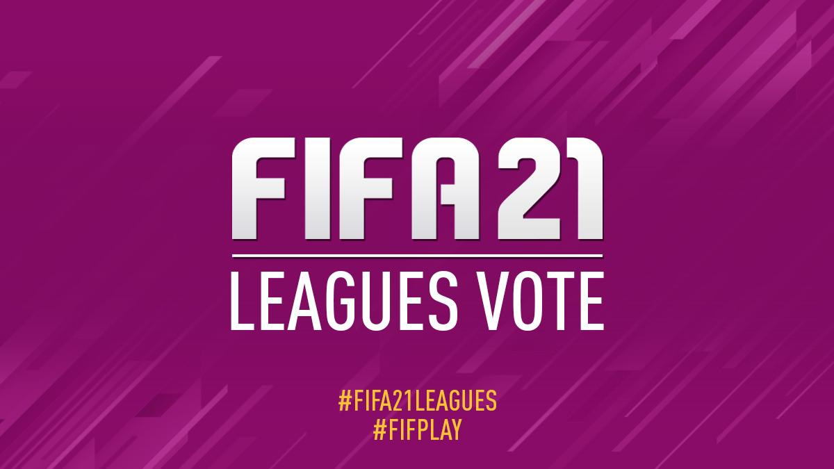 """Гласувай да има """"А"""" група на FIFA21"""