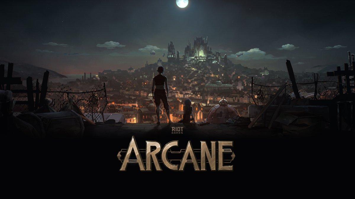 Анимираният сериал, базиран върху League of Legends, отложен за 2021 г.