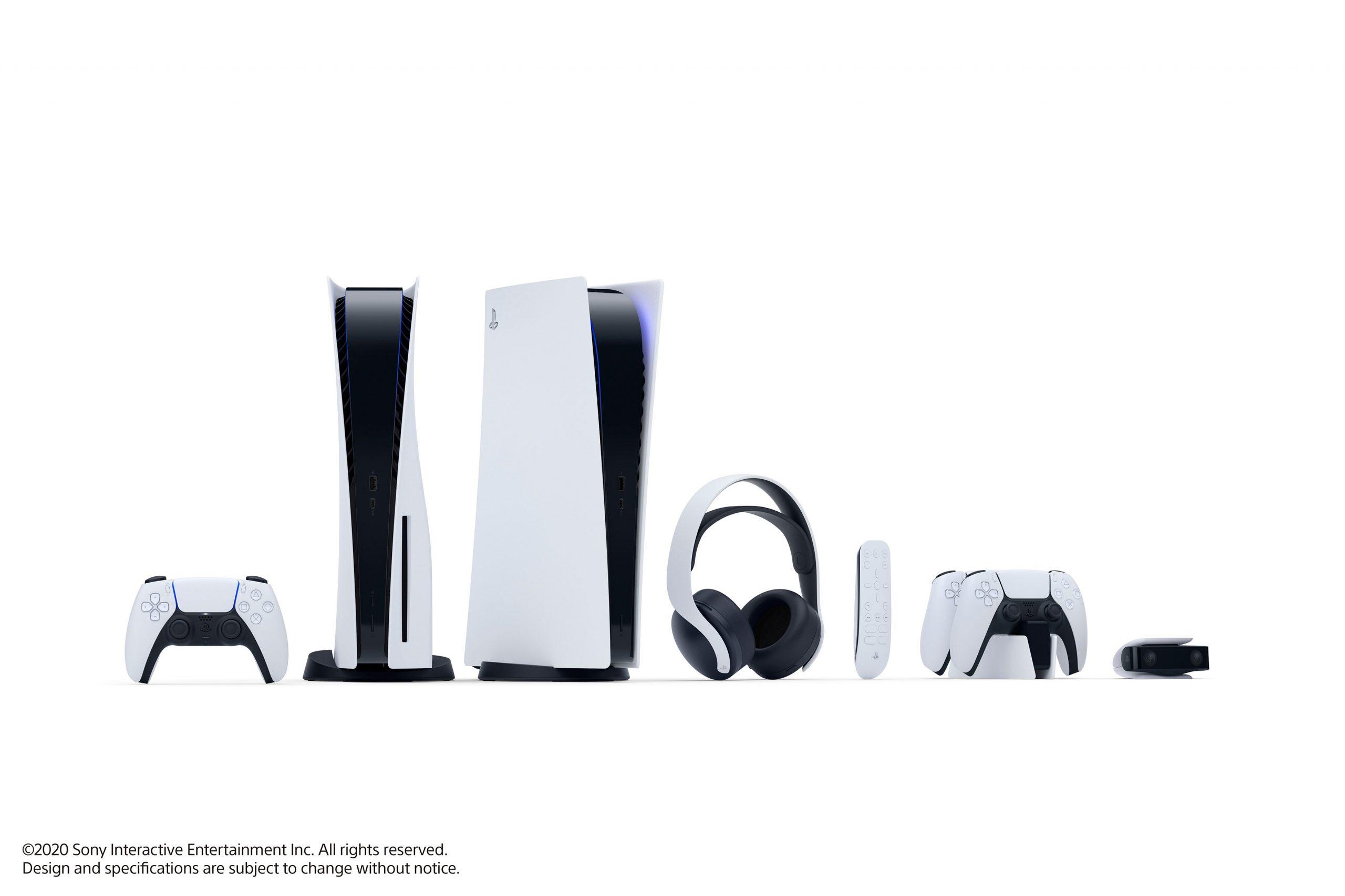Официално: Ето как ще изглежда PlayStation 5