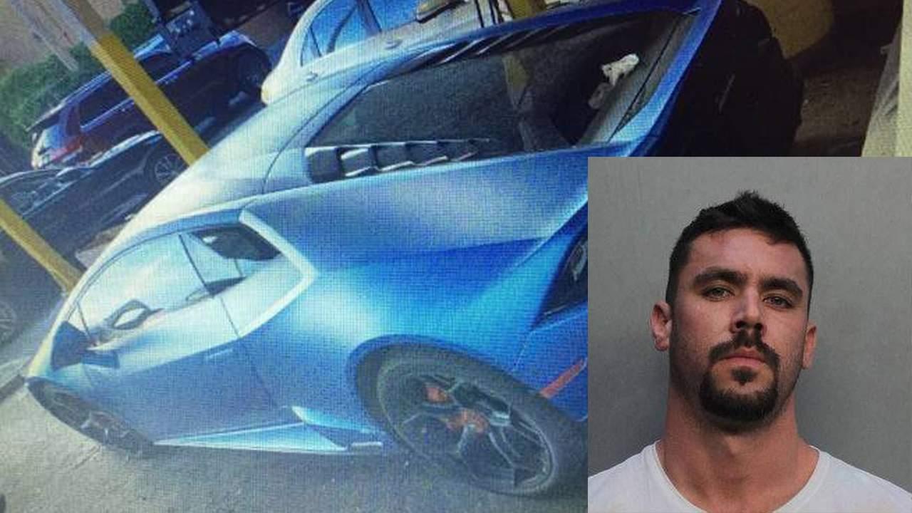 Мъж си купи Lamborghini с помощи за COVID-19