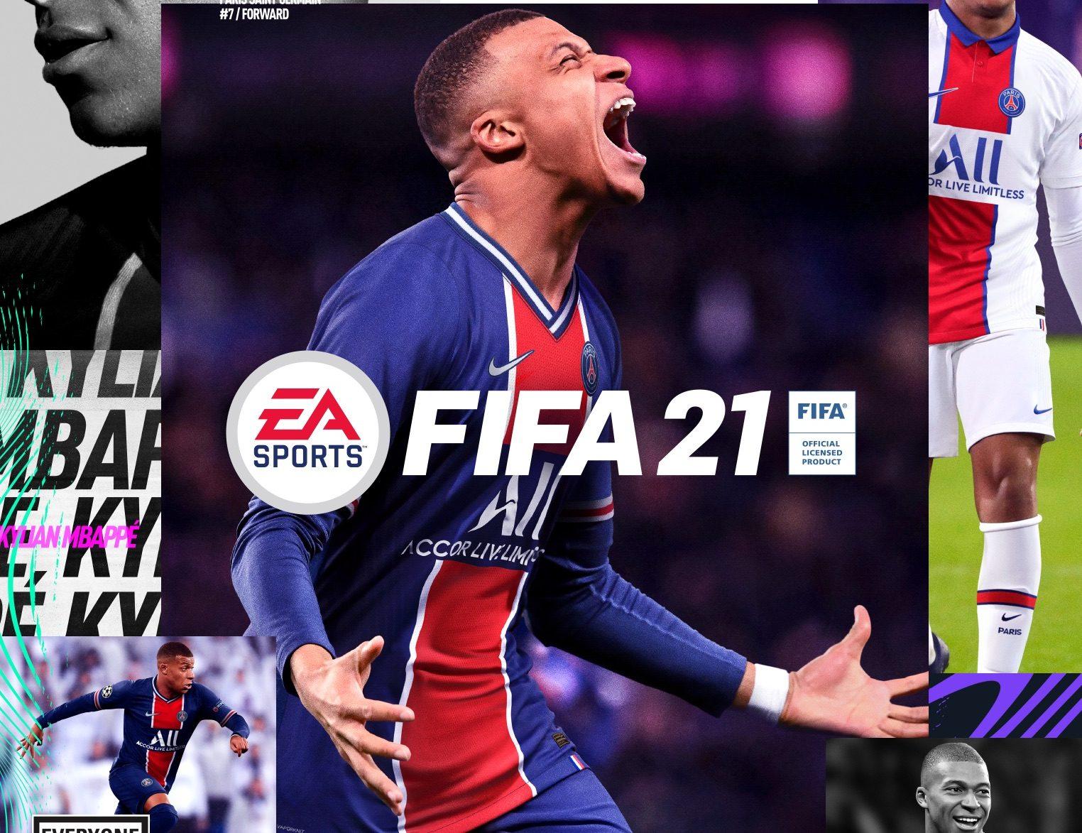 EA Sports с важно съобщение за FIFA21